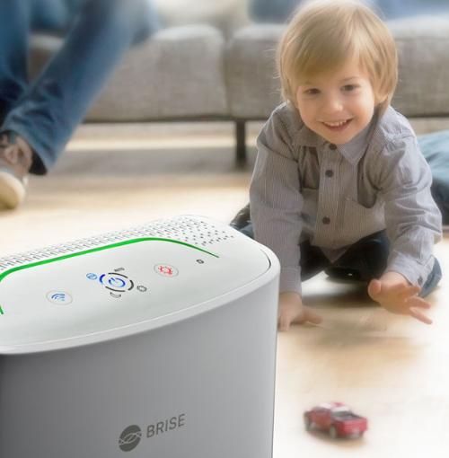 Lựa chọn máy lọc không khí cho trẻ nhỏ như thế nào?