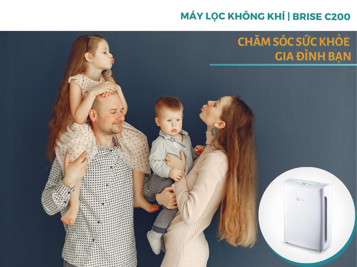 Có nên mua máy lọc không khí sử dụng cho gia đình hay không?