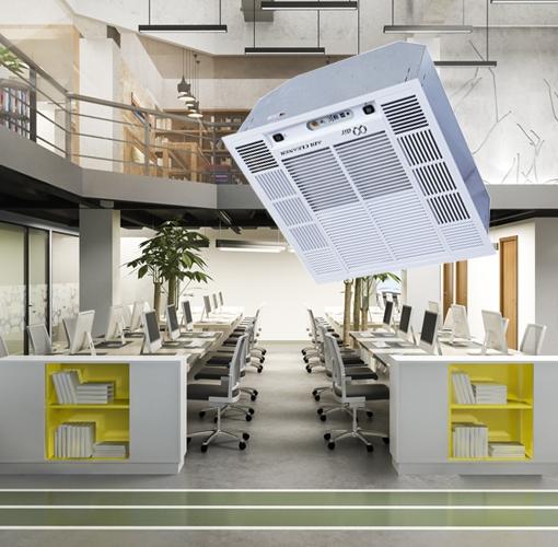 Lợi ích khi sử dụng máy lọc không khí công nghiệp cho văn phòng