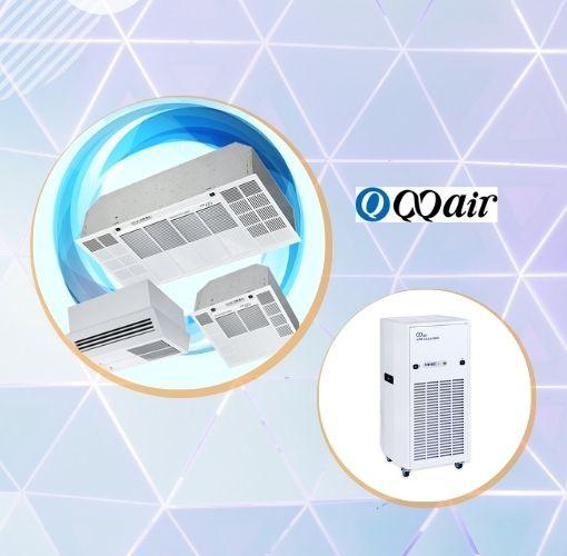 Máy lọc không khí cao cấp QQair có thật sự tốt như lời đồn?