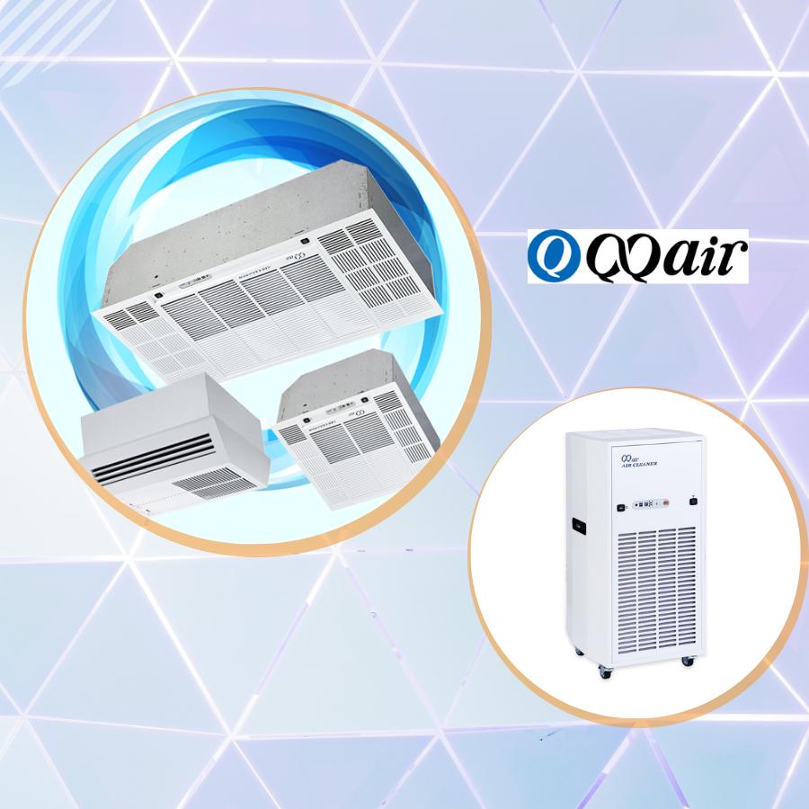 Máy lọc không khí QQair