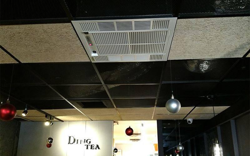 Máy lọc không khí công suất lớn dùng cho phòng quán